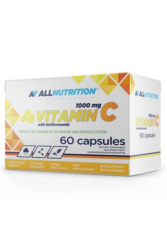 Allnutrition Vitamin C + Bioflavonoids