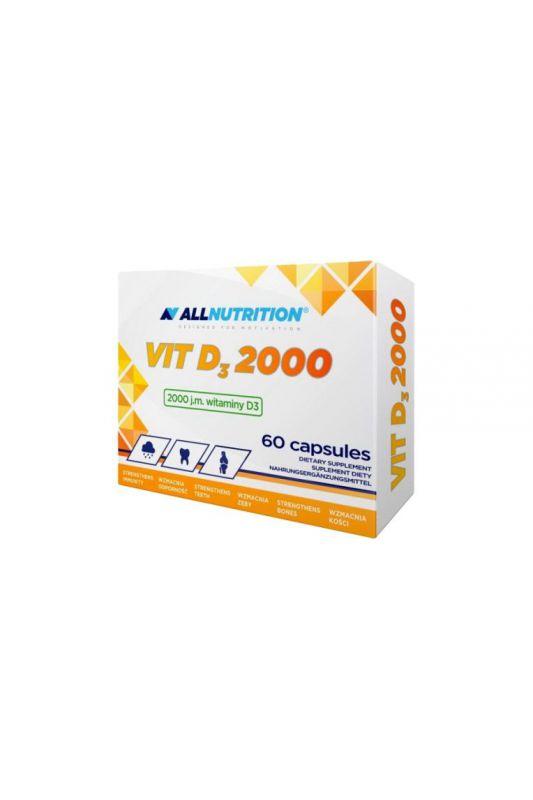 Allnutrition Vitamin D3 2000