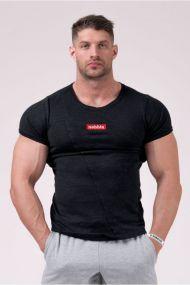 Nebbia pánske Red Label Muscle Back Tričko 172