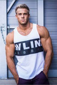 NEBBIA AW 90's Muscle tielko 723