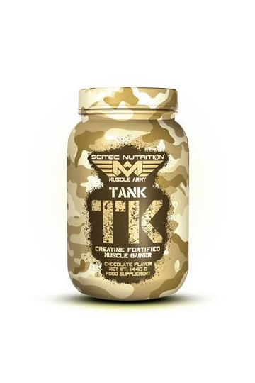 Scitec Nutrition Muscle Army Tank Gainer