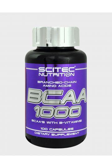 Amino Scitec Nutrition BCAA 1000