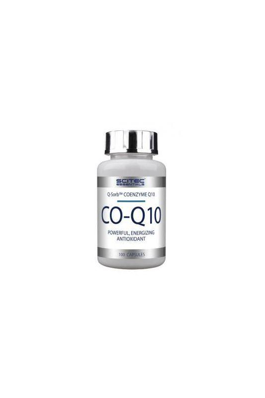 CO-Q10: Q-Sorb koenzým Q10 (100x10mg kapsule)