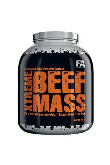 Fitness Authority BEEF MASS