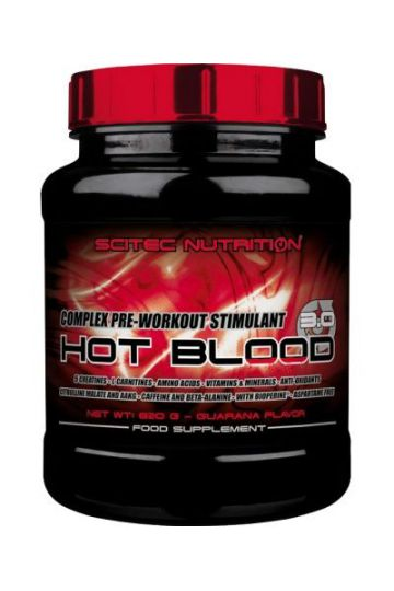 Scitec Nutrition HOT BLOOD 3.0