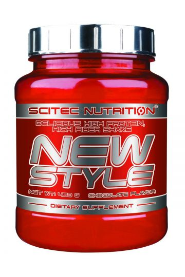 Scitec Nutrition New Style