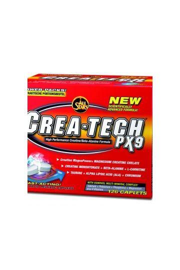 Crea - tech px9 126 kapliet