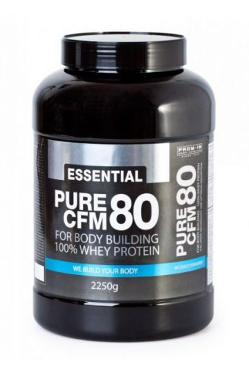 Prom-in - Essential Pure CFM 80 100% whey protein