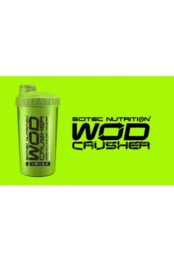 Scitec Nutrition WOD Crusher Shaker 700ml