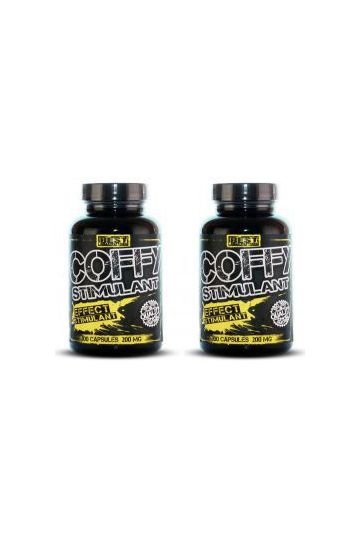 Best Nutrition 1+1 Zadarmo: Coffy Stimulant