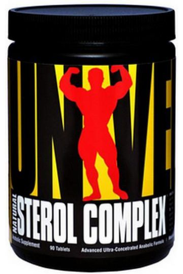 Universal Nutrition Sterol Complex
