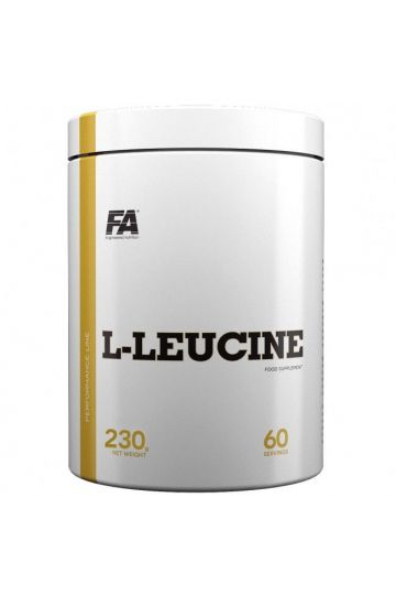 Fitness Authority L-LEUCINE