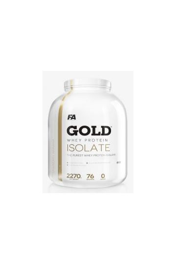 Fitness Authority Gold Whey Isolate 2270g
