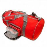 Fitmark taška do fitka Transporter Duffel Red