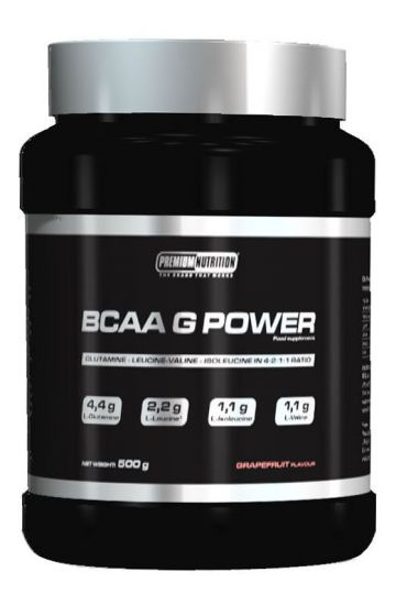 Fitness Authority BCAA G POWER 500 g