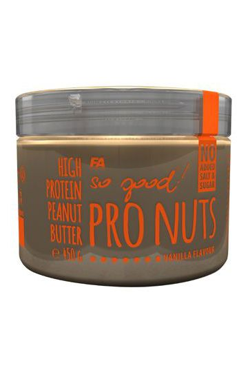 FITNESS AUTHORITY So Good! PRO NUTS VANILKA 450g