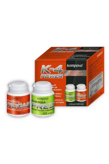 Energizer Kompava K-4 power