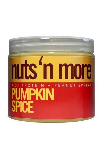 Nuts 'N More Arašídové maslo s príchuťou Pumpkin Spice 454g