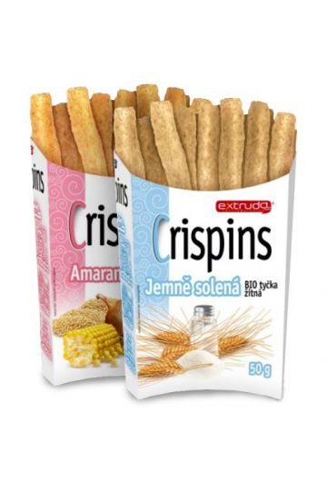 Knuspi Tyčinky Crispins 50 g