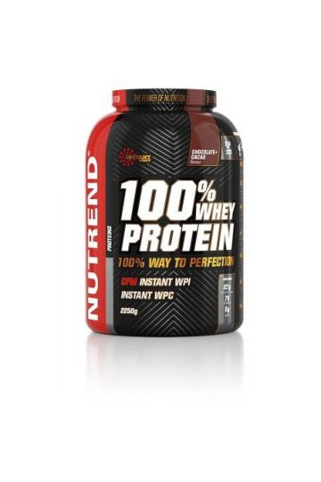 NUTREND 100% Whey Protein + BCAA MEGA STRONG POWDER 500g