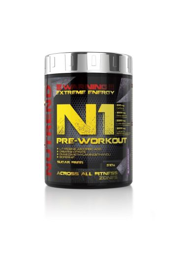 NUTREND N1 PRE-WORKOUT