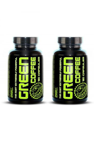 BEST NUTRITION GREEN COFFEE 1+1