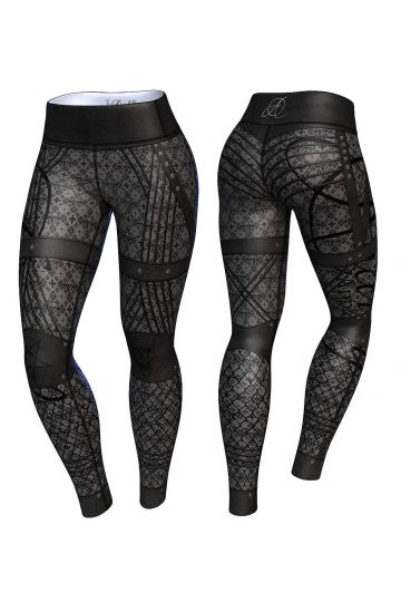 Anarchy Apparel Gomora Leggings