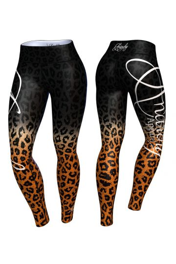 Anarchy Apparel Ocelot Leggings