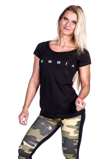 NEBBIA Fitness Tričko 277