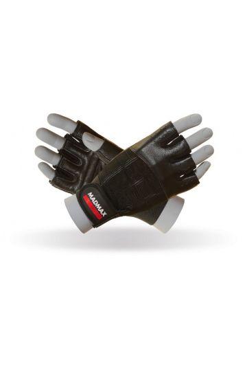 MadMax Classic Exklusiv Handschuhe - Schwarz