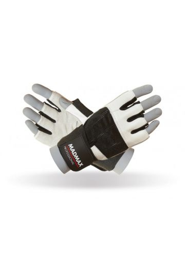 MadMax Professional Handschuhe - Weiß