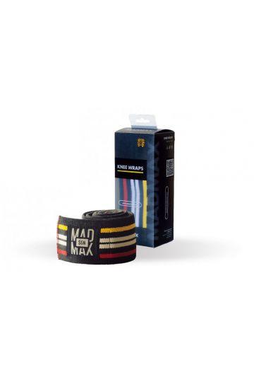 MadMax Bandáže na Kolená Knee Wraps