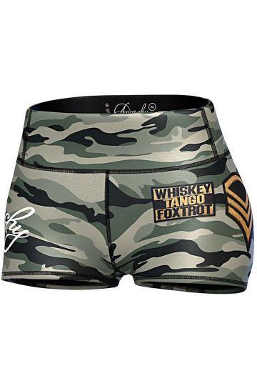 Anarchy Apparel Commando Hotpants
