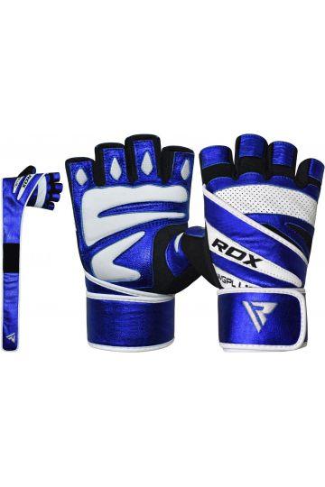 RDX  Paper Leather L10 BLUE rukavice