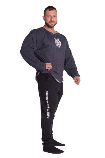 NEBBIA Oversized tričko pánske 342