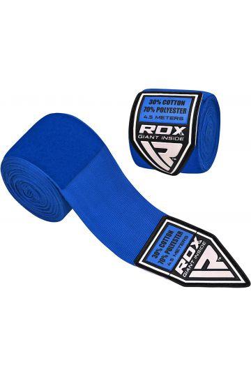 RDX 4.5m Elastické boxerské bandáže