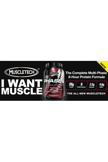 Protein Muscletech Phase8