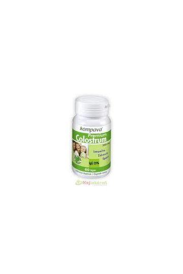 Kompava Colostrum Premium - 60 kapsúl