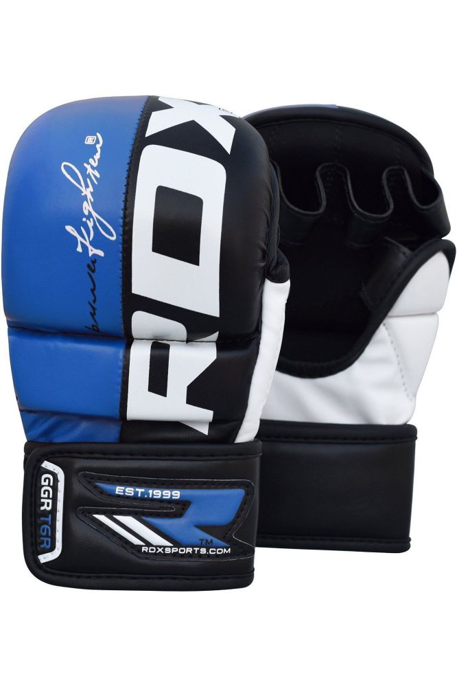 ... RDX Grappling Gloves Rex Red T6 L ... 30bd4b47ef