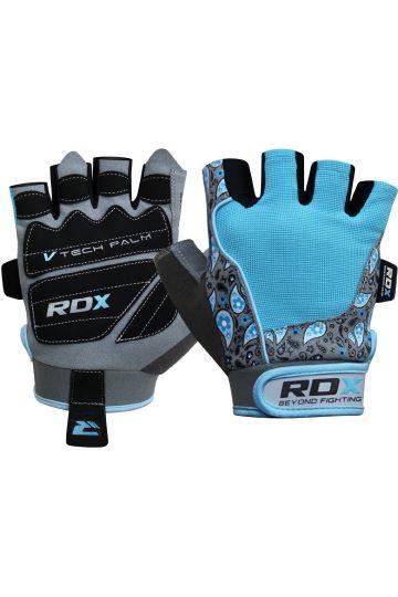 RDX Amara Fitness Handschuhe - Blau
