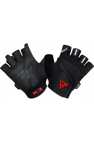 RDX Amara Fitness Handschuhe - Schwarz