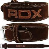 RDX 10mm Powerlifting koženný opasok