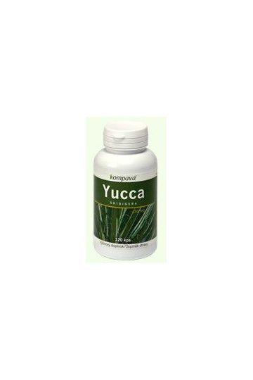 Kompava Yucca Shidigera 120 tabliet