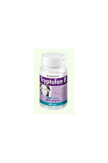 Kompava Tryptofan B 60 kapsúl