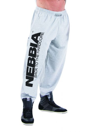 Nebbia HARDCORE FITNESS TEPLÁKY 510