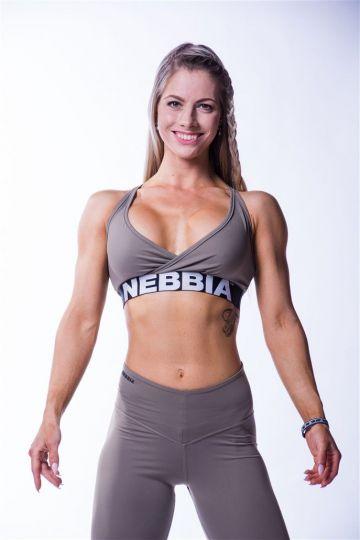 Nebbia Podprsenka s veľkým výstrihom 620