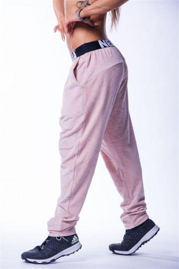 NEBBIA Drop Crotch Velvet női melegítő nadrág 611