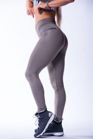 NEBBIA Dámske Legíny High Waist Scrunch Butt 604