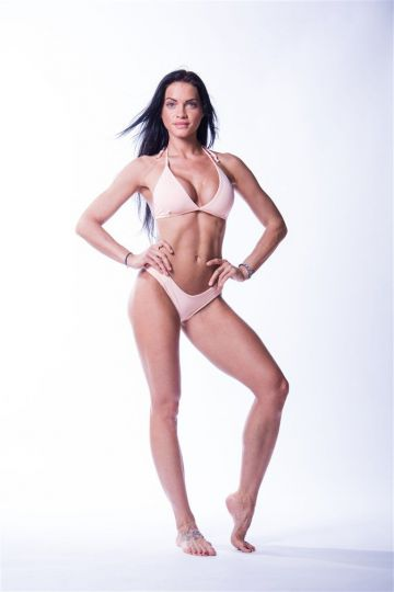 NEBBIA Damen Triangle Bikini Top 631