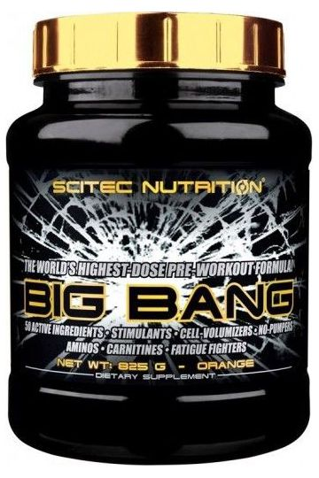Scitec Nutrition Big Bang 3.0
